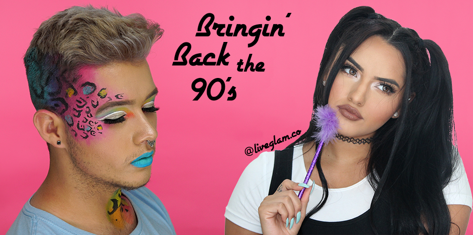 From the 90's With Love LiveGlam