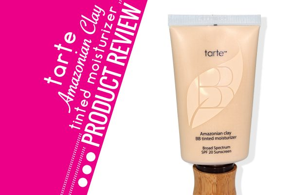 Tarte Amazonian Clay Tinted Moisturizer Product Review