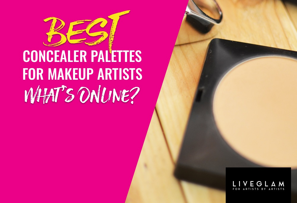 Best Concealer Palettes For Makeup Artists – What's Online?