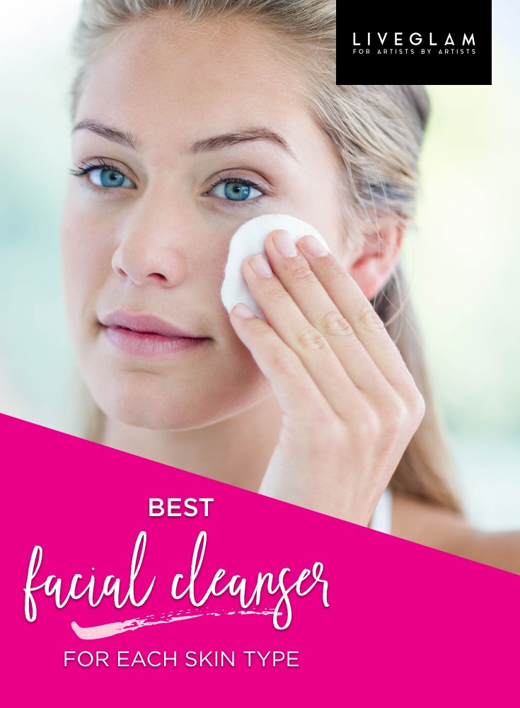 best-facial-cleanser-for-each-skin-type