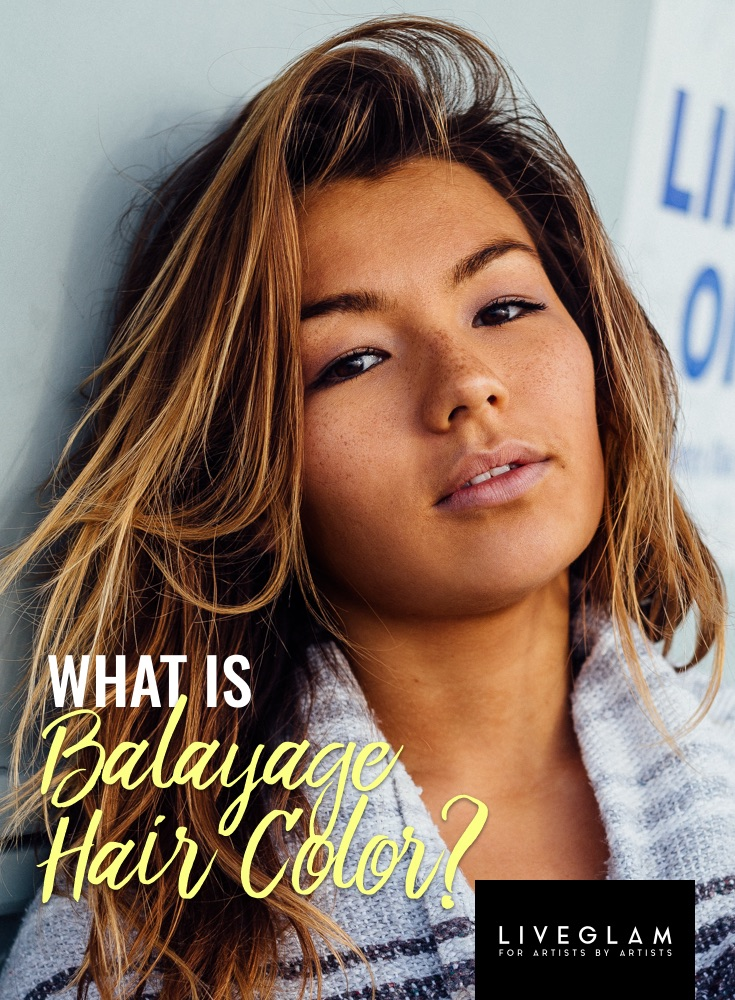 What Is Balayage Hair Color , Celebrity Hairstyles Samples