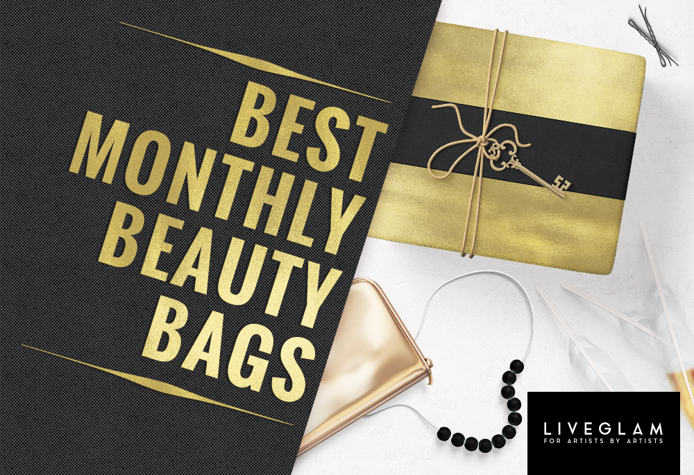 Best Monthly Beauty Bags – Top Tips – LiveGlam Review