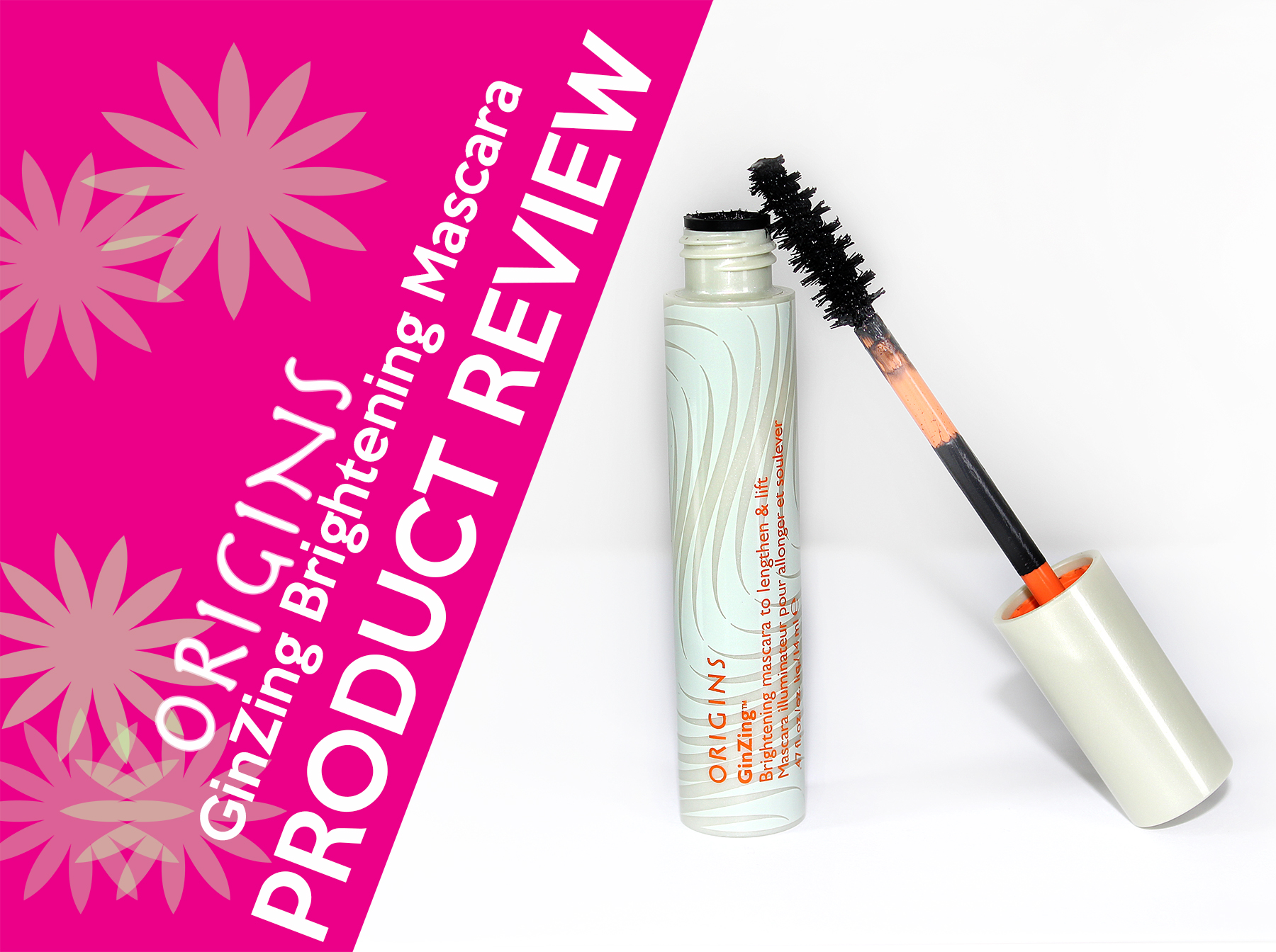 Origins GinZing Brightening Mascara Product Review