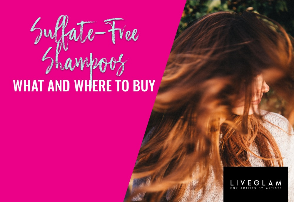 best sulfate-free shampoos LiveGlam