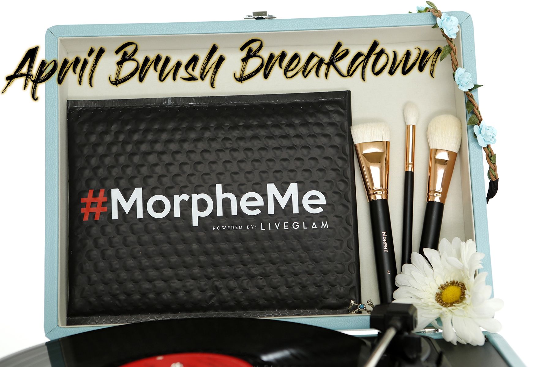 April MorpheMe Brush Breakdown