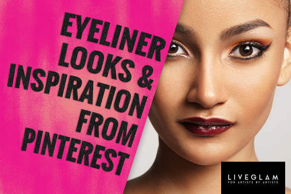 Best Pinterest Eyeliner Looks and Styles for Inspiration