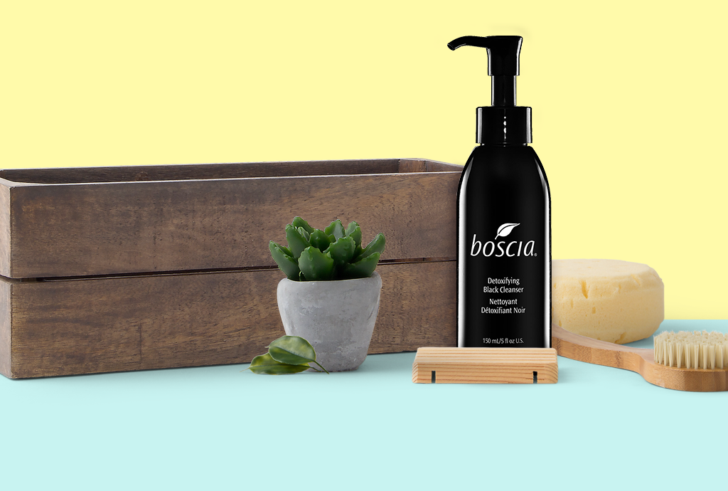 Boscia Detoxifying Black Cleanser Product Review