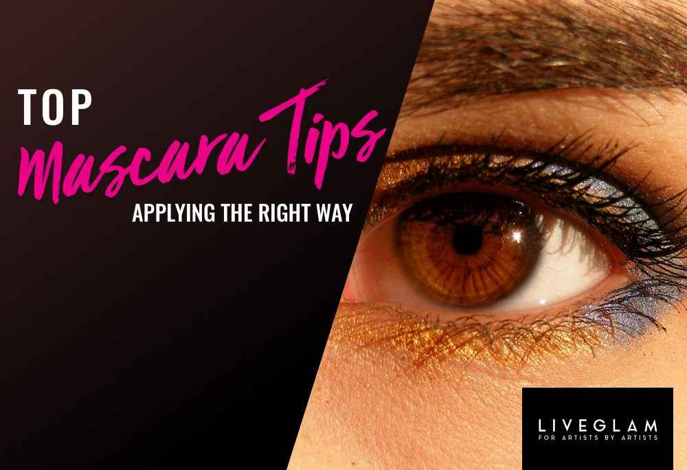 top mascara tips LiveGlam