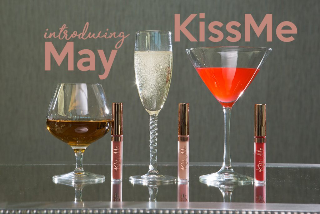 Pop, Fizz, Clink- May KissMe Collection