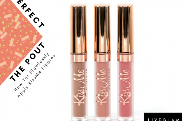 Perfect the Pout: How to Flawlessly Apply Our KissMe Lippies