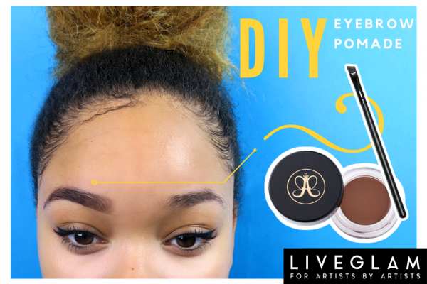 This DIY Eyebrow Pomade Will Have Your Brows Beyond Fleek