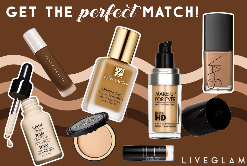 5 Ways to Ensure Your Foundation is the Perfect Match