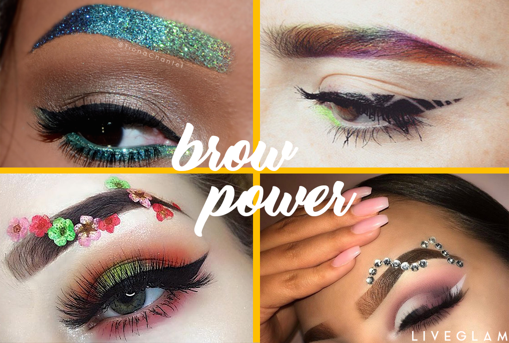 4 Unique Ways to Change Up Your Brows