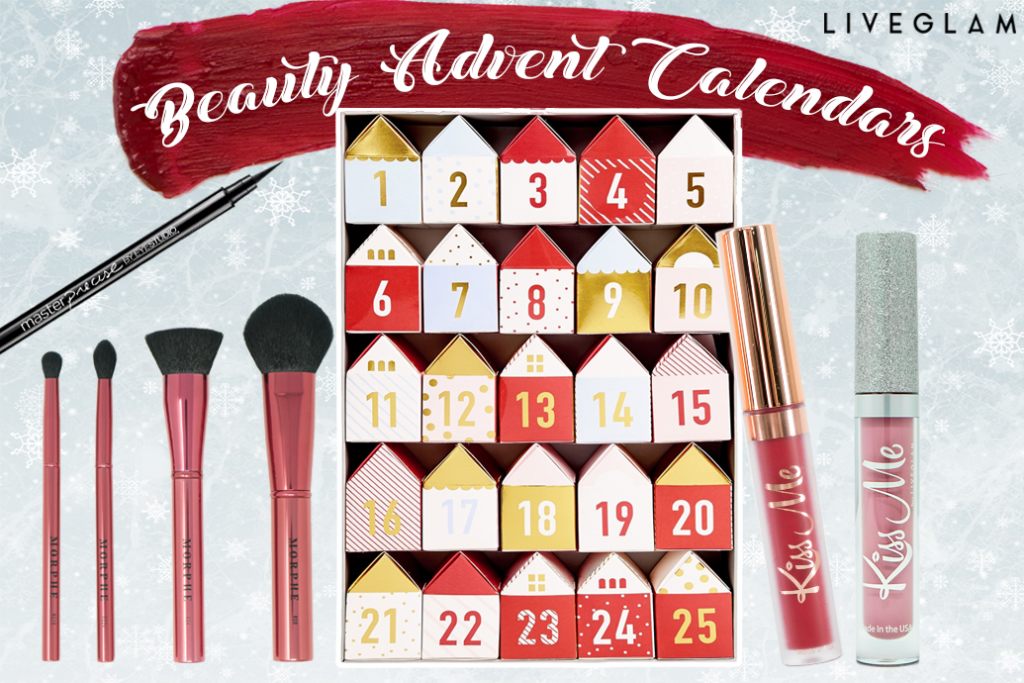 5 Reasons Why Beauty Advent Calendars Are Better Than Chocolate Ones