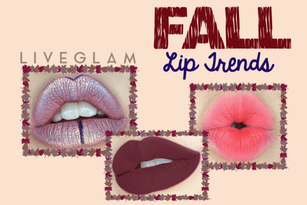 Fall into these Runway Lip Trends!