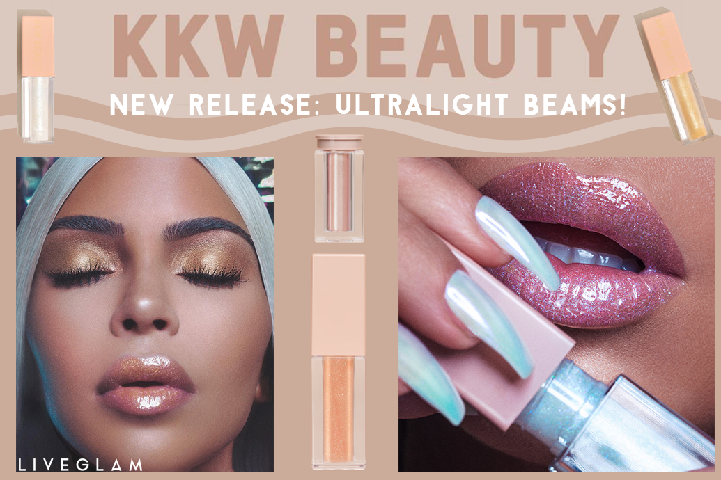 Kim Kardashian's New KKW Beauty Products Launch Tomorrow