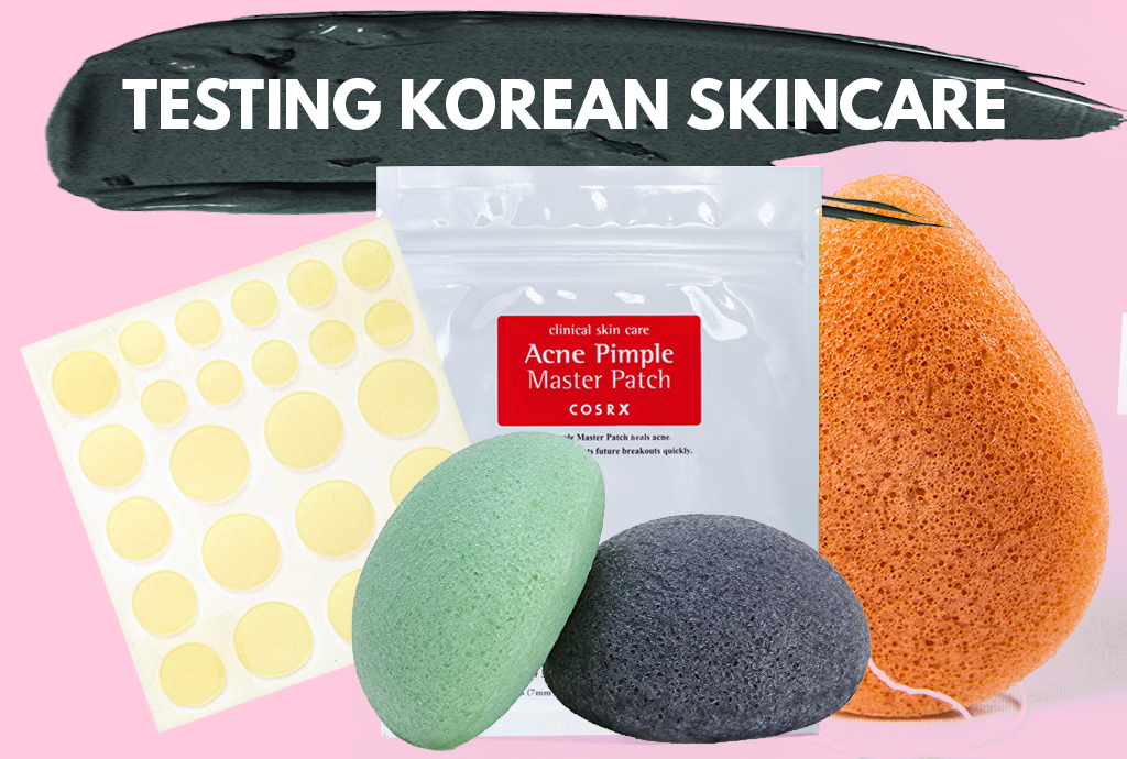 How Korean Skincare Transformed My Skin