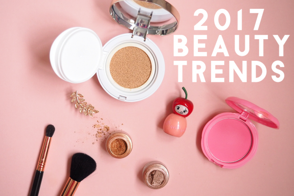 The Best (and most practical) Beauty Trends of 2017