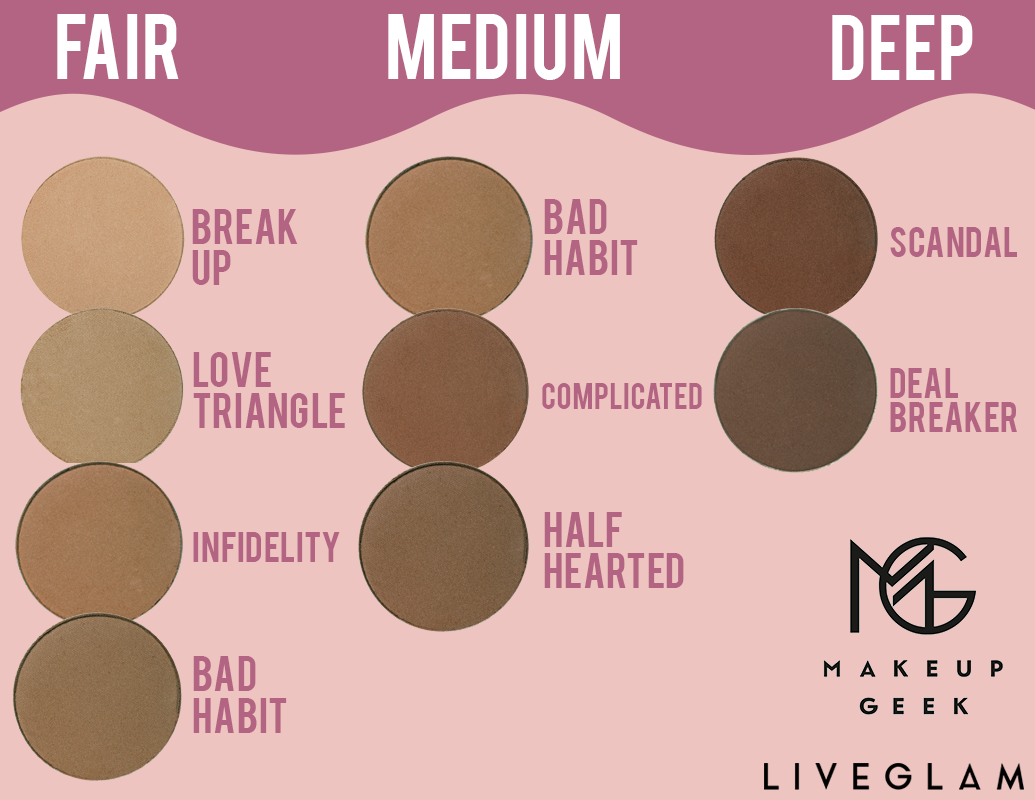 How To Find The Perfect Contour And Blush Shade For Your Skin Tone Liveglam