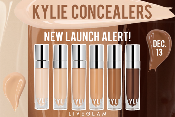 Kylie Cosmetics Just Launched 30 Concealer Shades