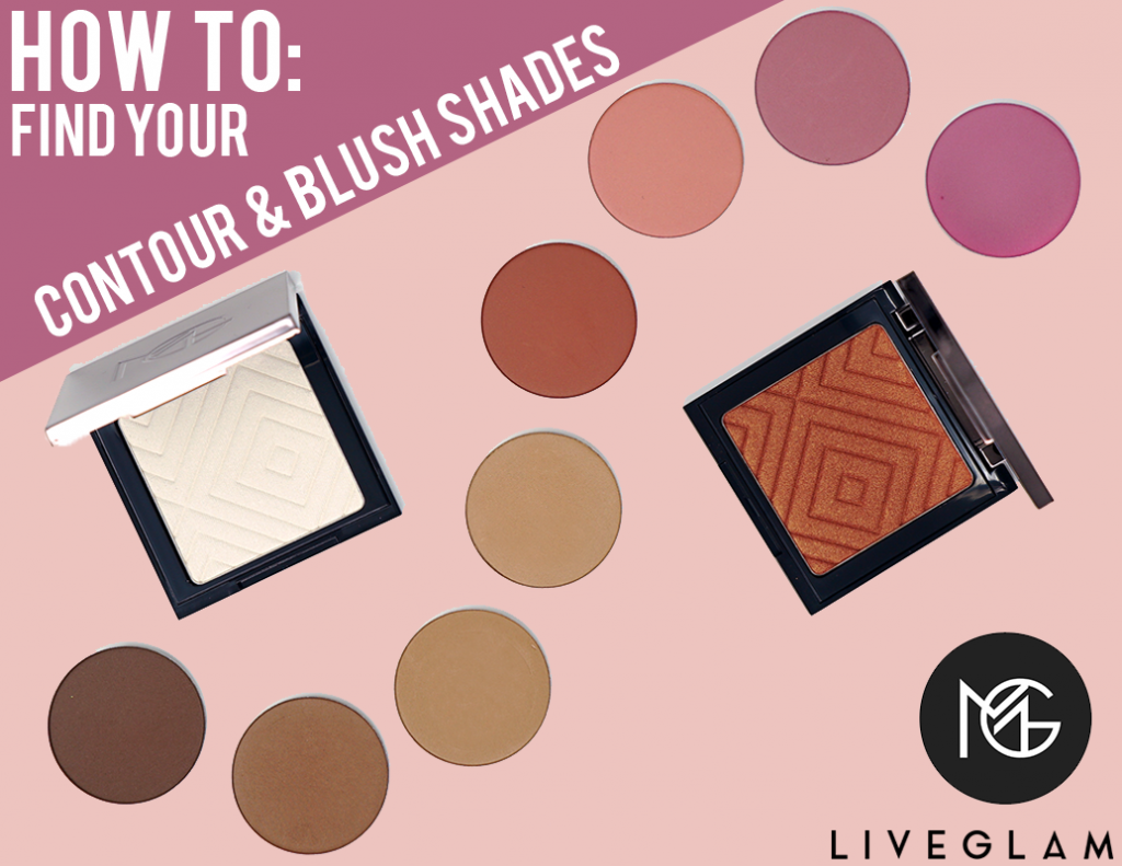 How To Find the Perfect Contour and Blush Shade for Your Skin Tone