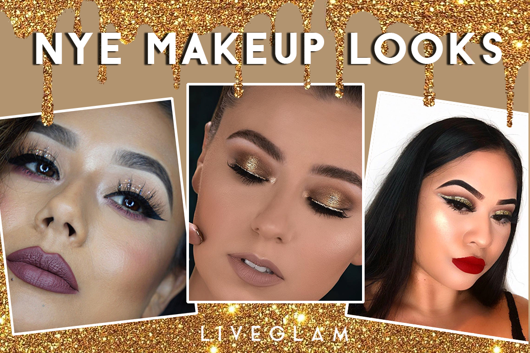 3 Makeup Look Ideas to Slay New Year's!