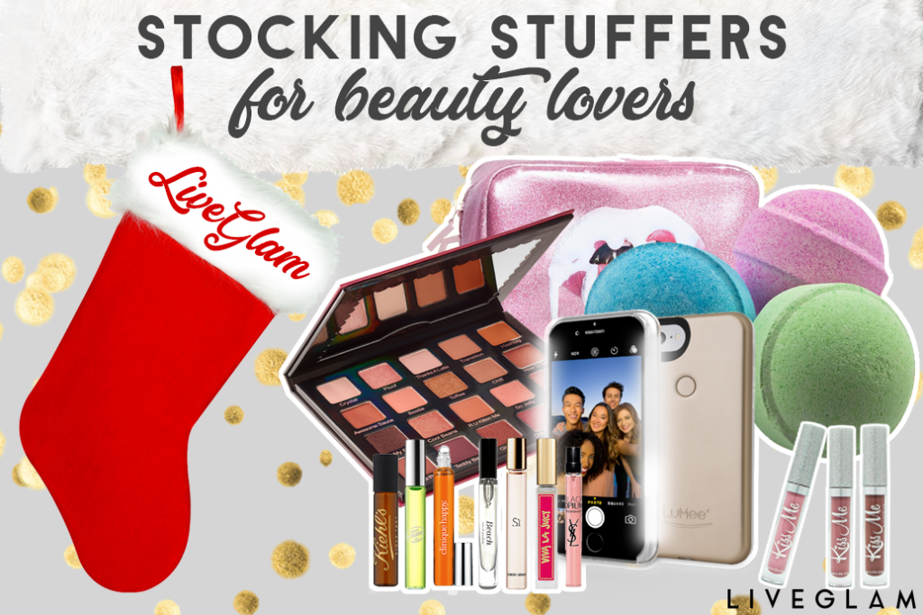 10 Best Stocking Stuffers for Beauty Lovers