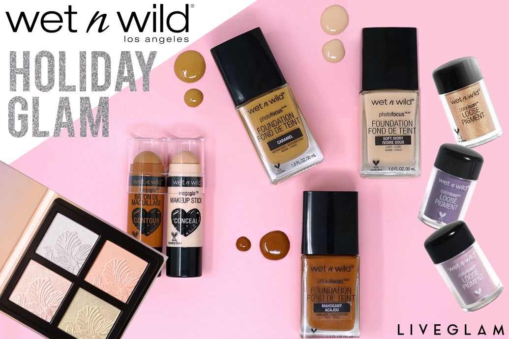 Get Glam for the Holidays with Wet n Wild