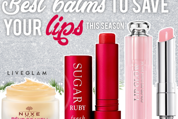 The 3 Best Lip Balms To Save Your Lips This Season