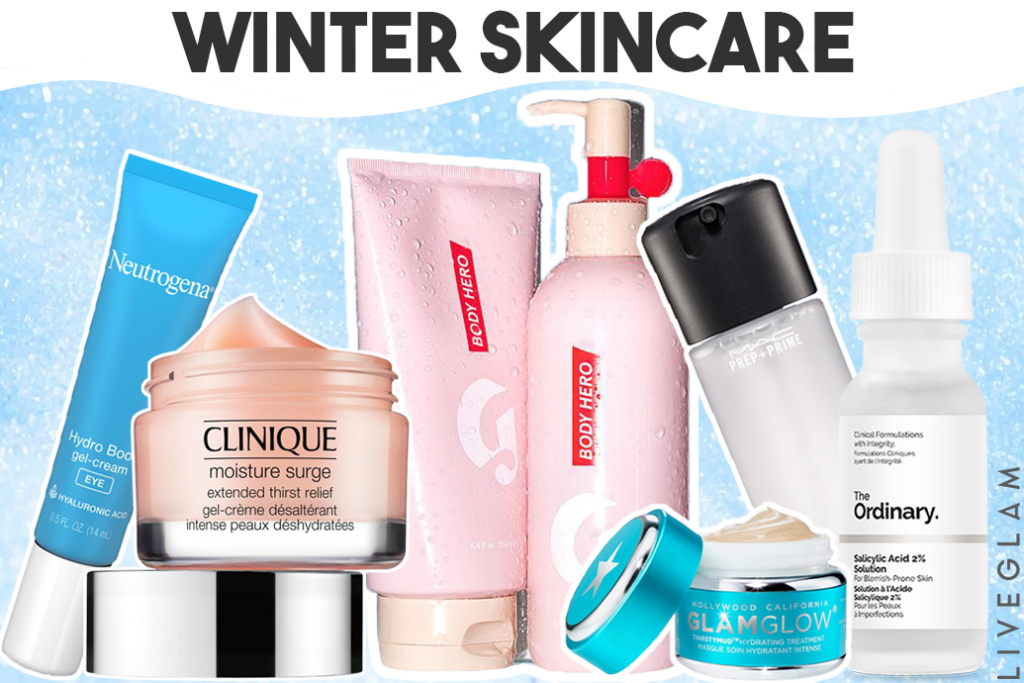 Must-Have Skincare Products for Winter