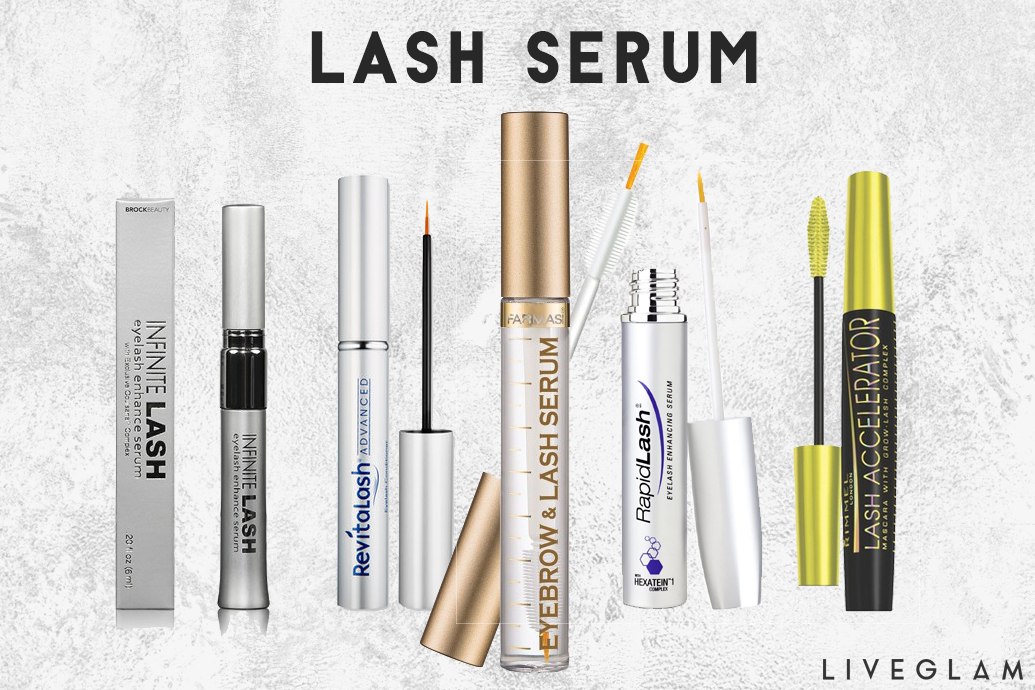 8bd0a163d28 How to Grow Longer Lashes - LiveGlam