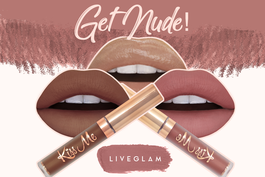 Let's Get Nude! How to Find the Perfect Nude Lippie for your Skin Tone