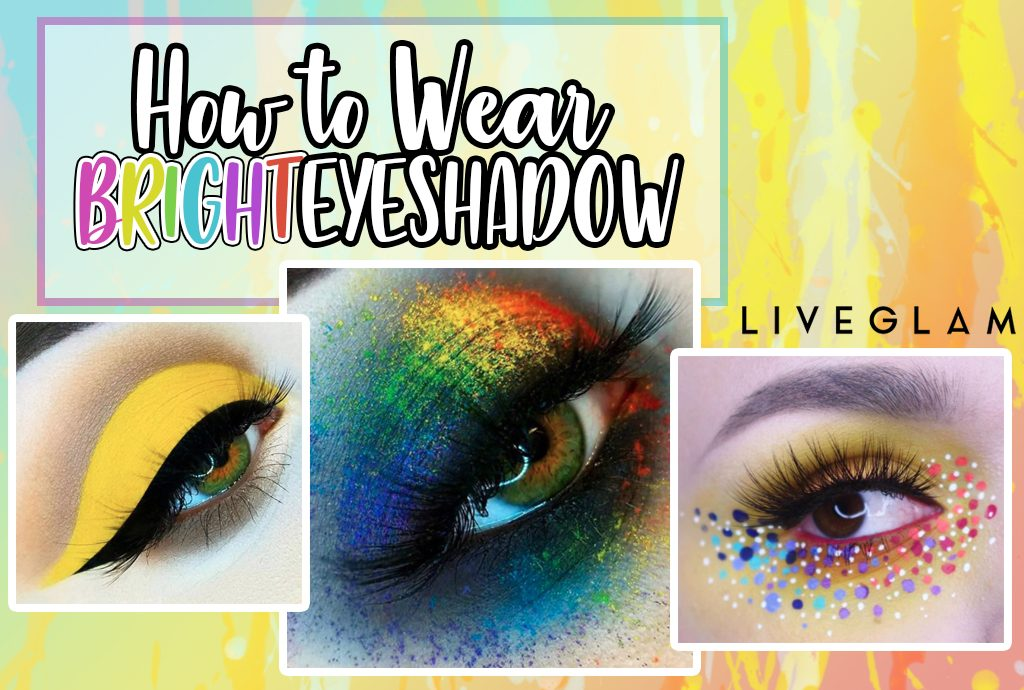 How to Rock Bright Eyeshadow on Any Skintone!