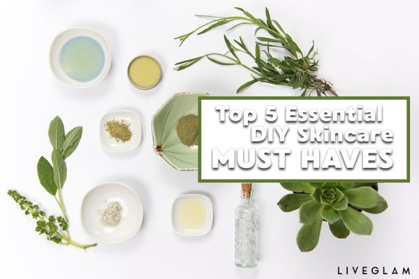 Top 5 DIY Skincare Must-Haves