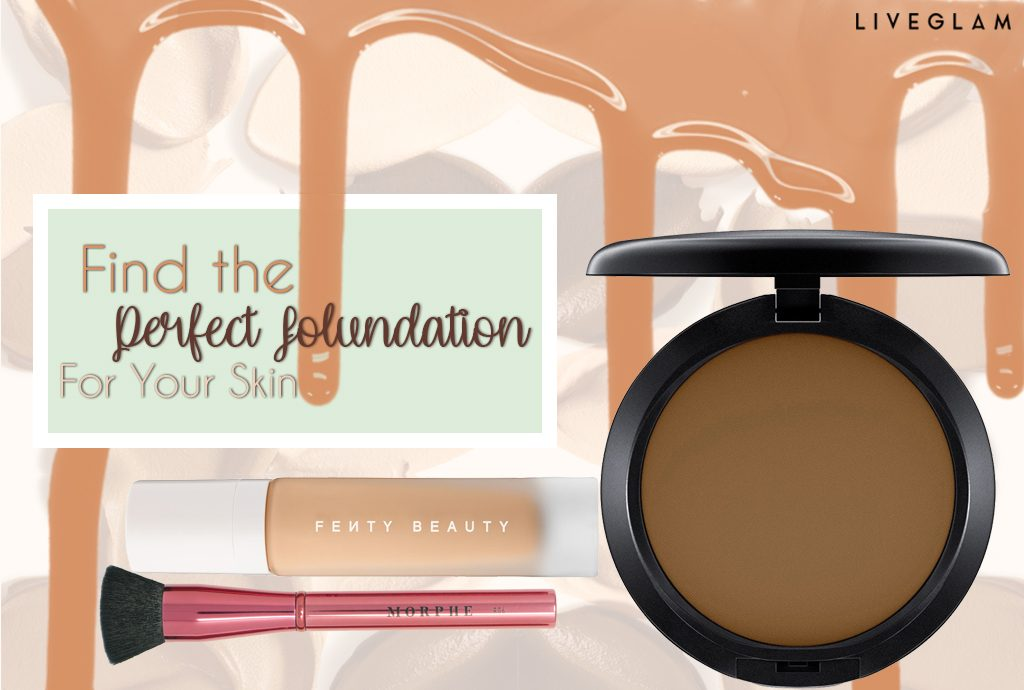 Find Your Perfect Foundation!