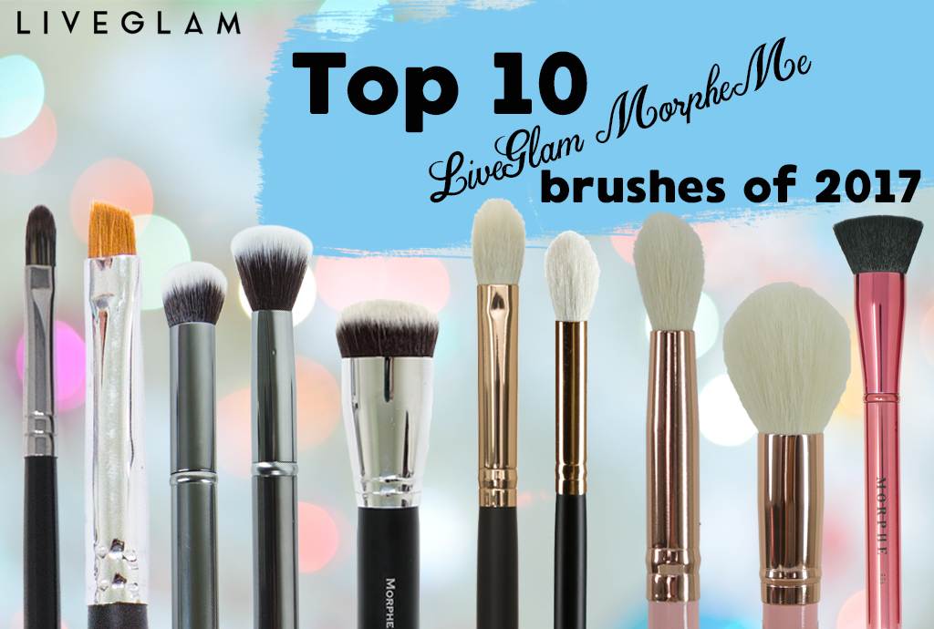 Top 10 LiveGlam MorpheMe Brushes of 2017