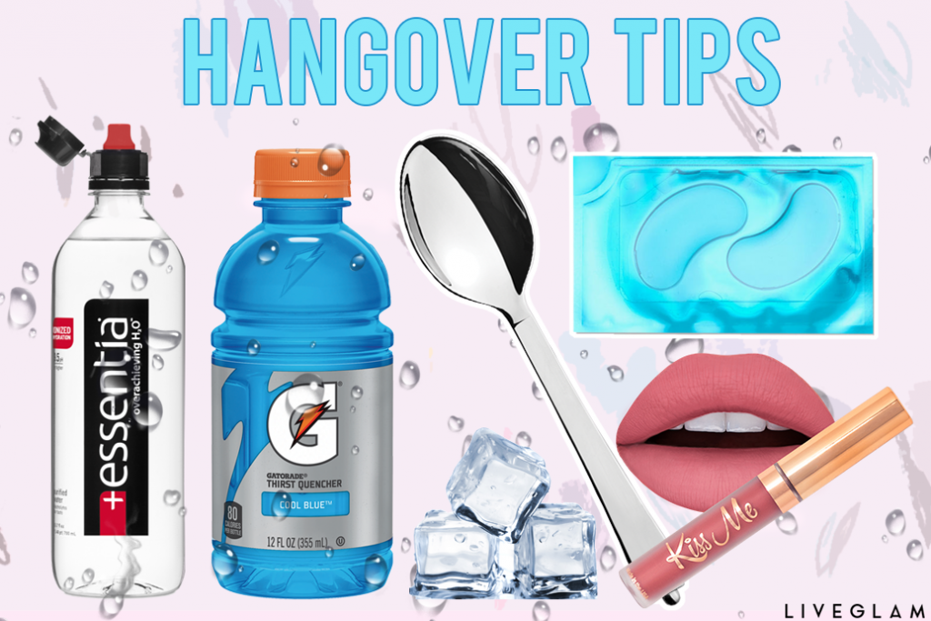 How to Survive Your Hangover: Beauty Tips and Remedies
