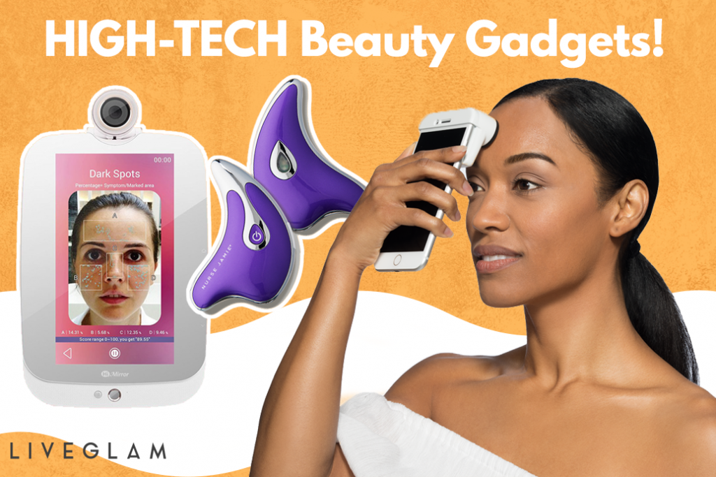 High-Tech Beauty Gadgets You'll Want to Try This Year