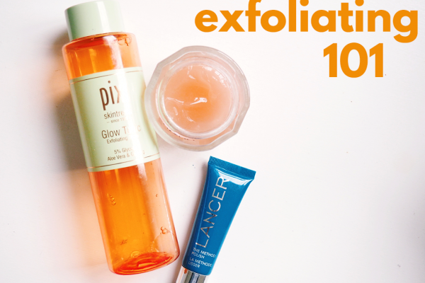 Exfoliating 101 – The Questions You Want Answered