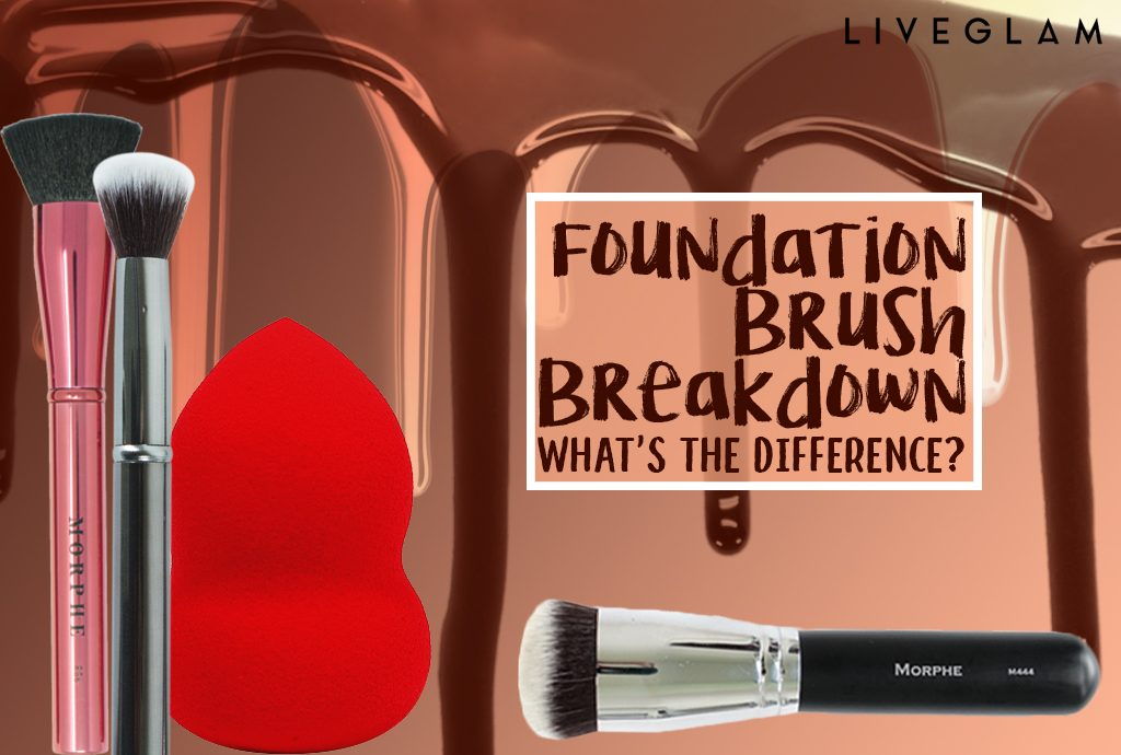Which Popular Foundation Brush Style is Best?