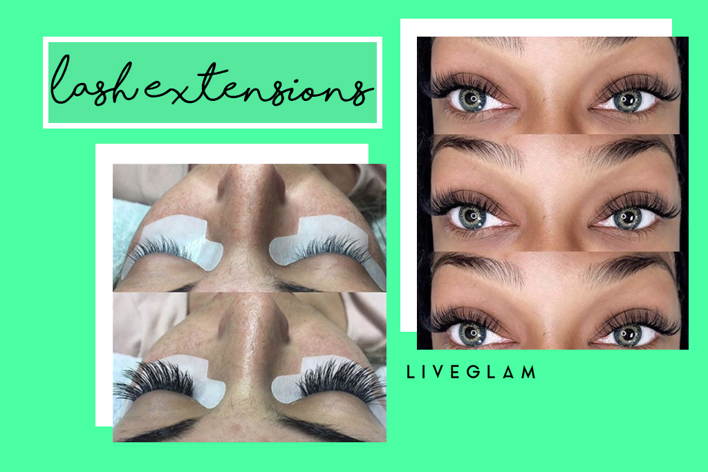 Strip Lashes vs Lash Extensions- the best lashes for your