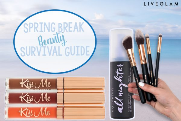 Survive Spring Break Beauty Guide!