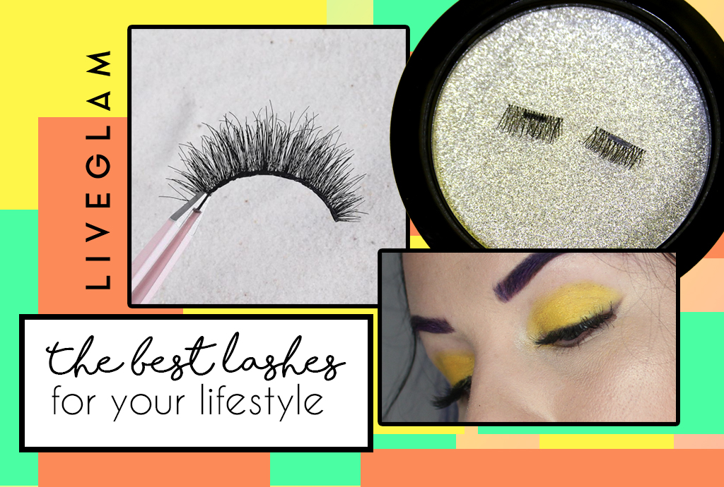 a4c3eb3f426 Strip Lashes vs Lash Extensions- the best lashes for your lifestyle ...
