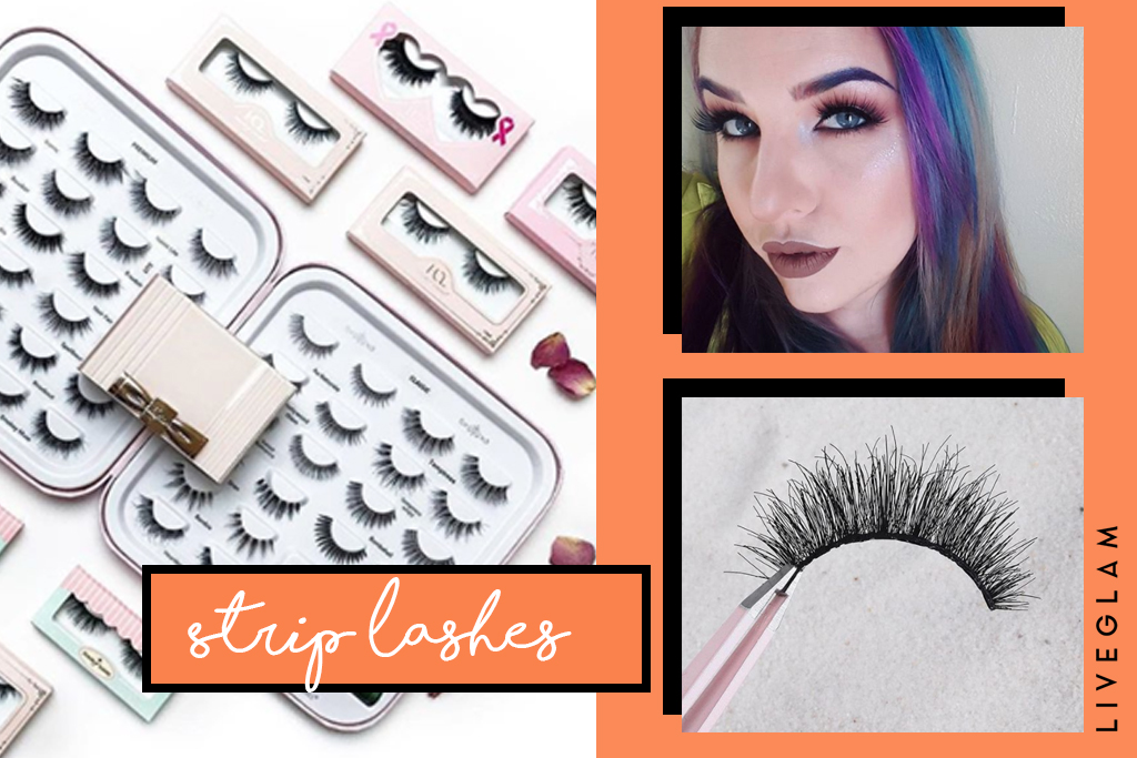 0b9d891c525 So I've got a breakdown here to figure out which lashes match your life-  classic strip lashes vs lash extensions, or even the new magnetic lash  phase!