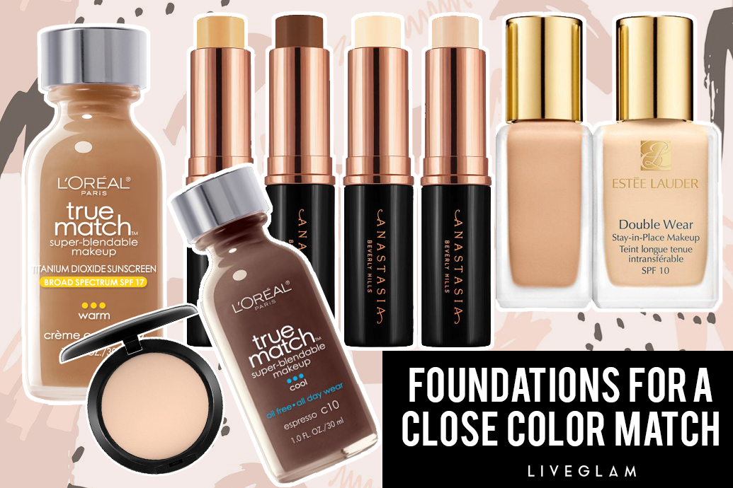 Foundations for a Closer Color Match