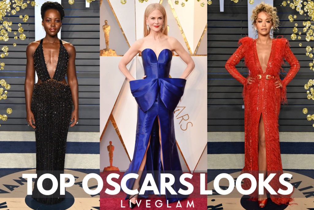10 Must-See Looks from the Oscars 2018