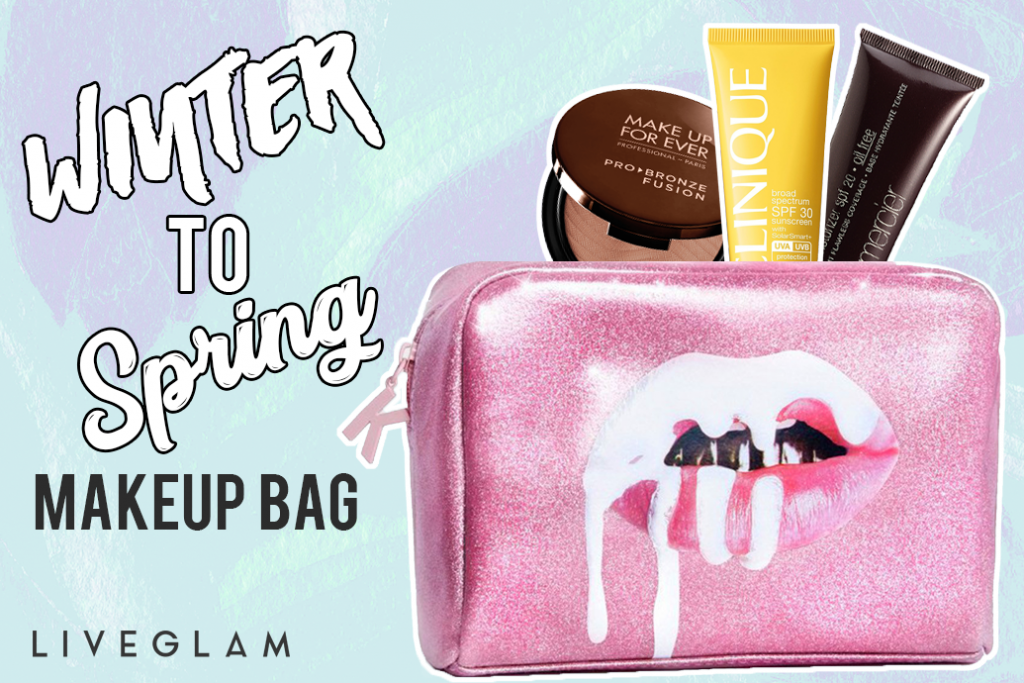 How to Transition Your Makeup Bag From Winter to Spring