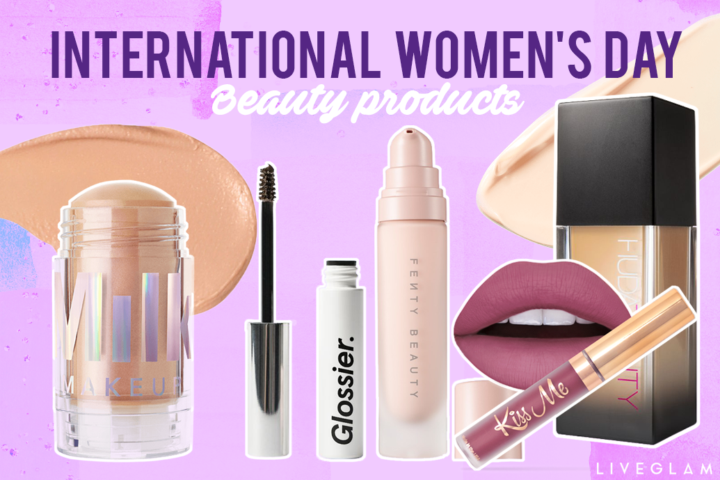 Beauty Products to Rock on International Women's Day