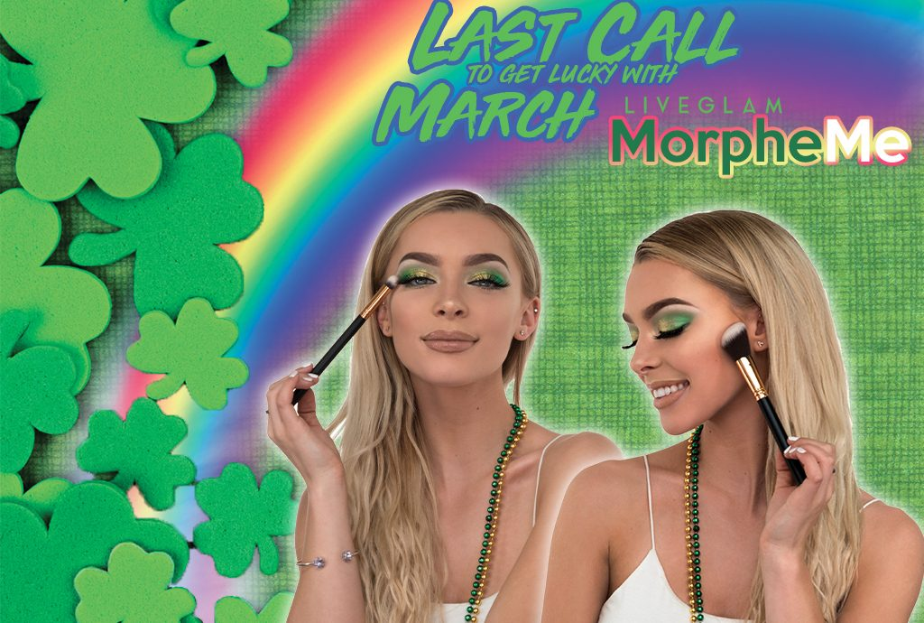 Last Call for March 2018 MorpheMe!