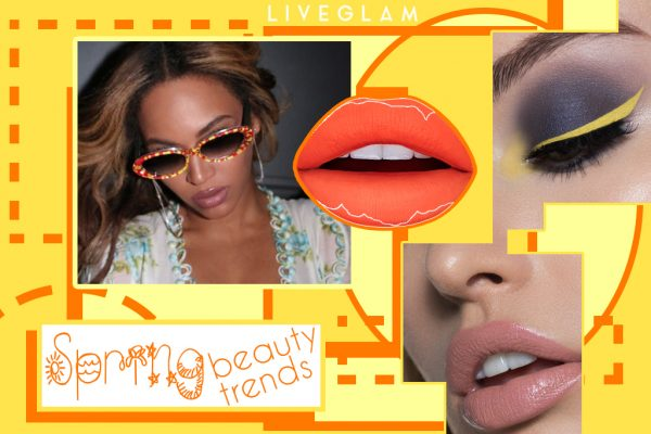Slay your Spring Makeup with Yellow and Orange!